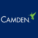 CPT (Camden Property Trust) company logo