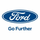 F (Ford Motor Company) company logo