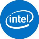 INTC (Intel Corporation) company logo